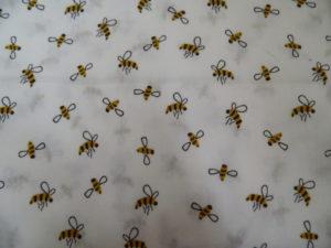 coton oeko tex petites abeilles